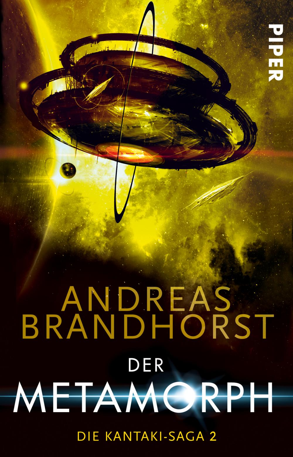 Andreas Brandhorst - Der Metamorph